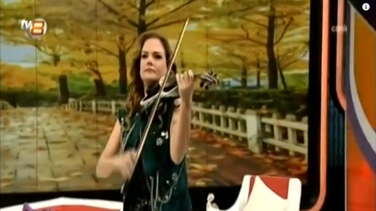 Canan Anderson Vivaldi Perfomans (Live)