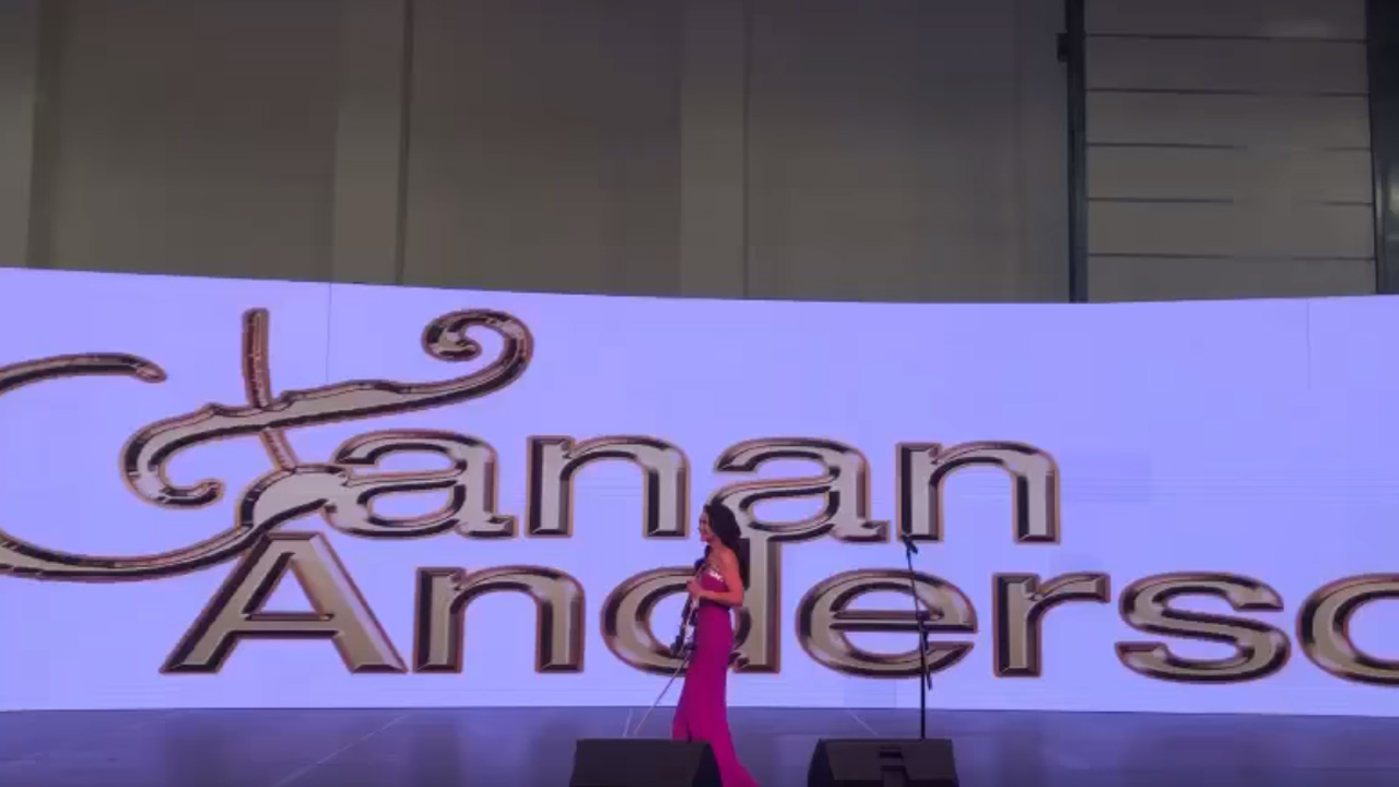 Canan Anderson Nisan 2018