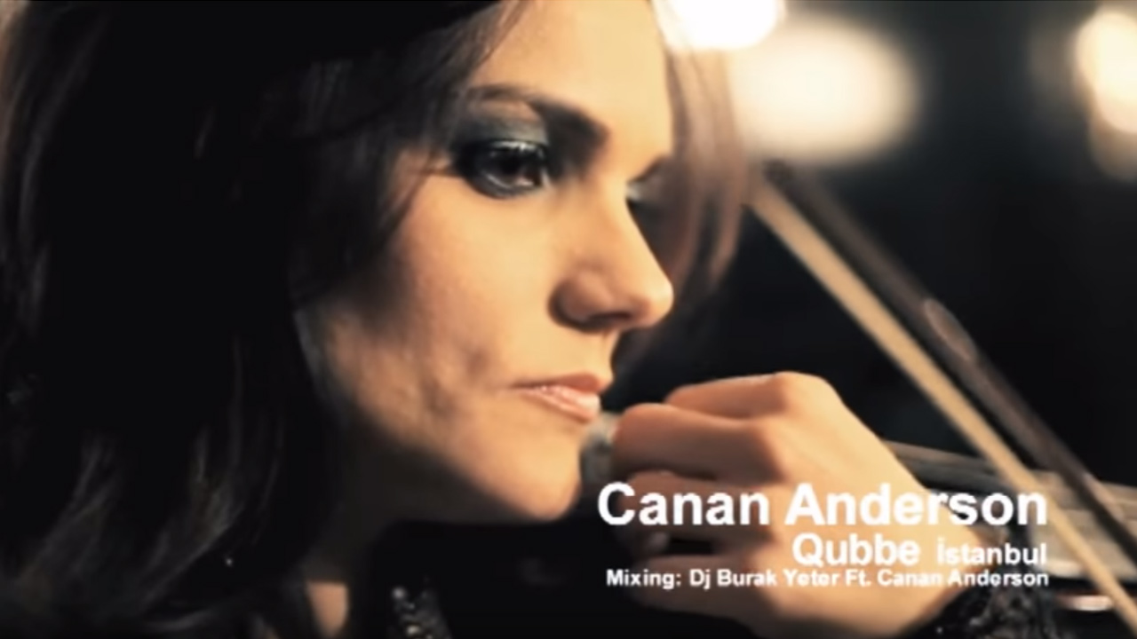Canan Anderson Qubbe İstanbul