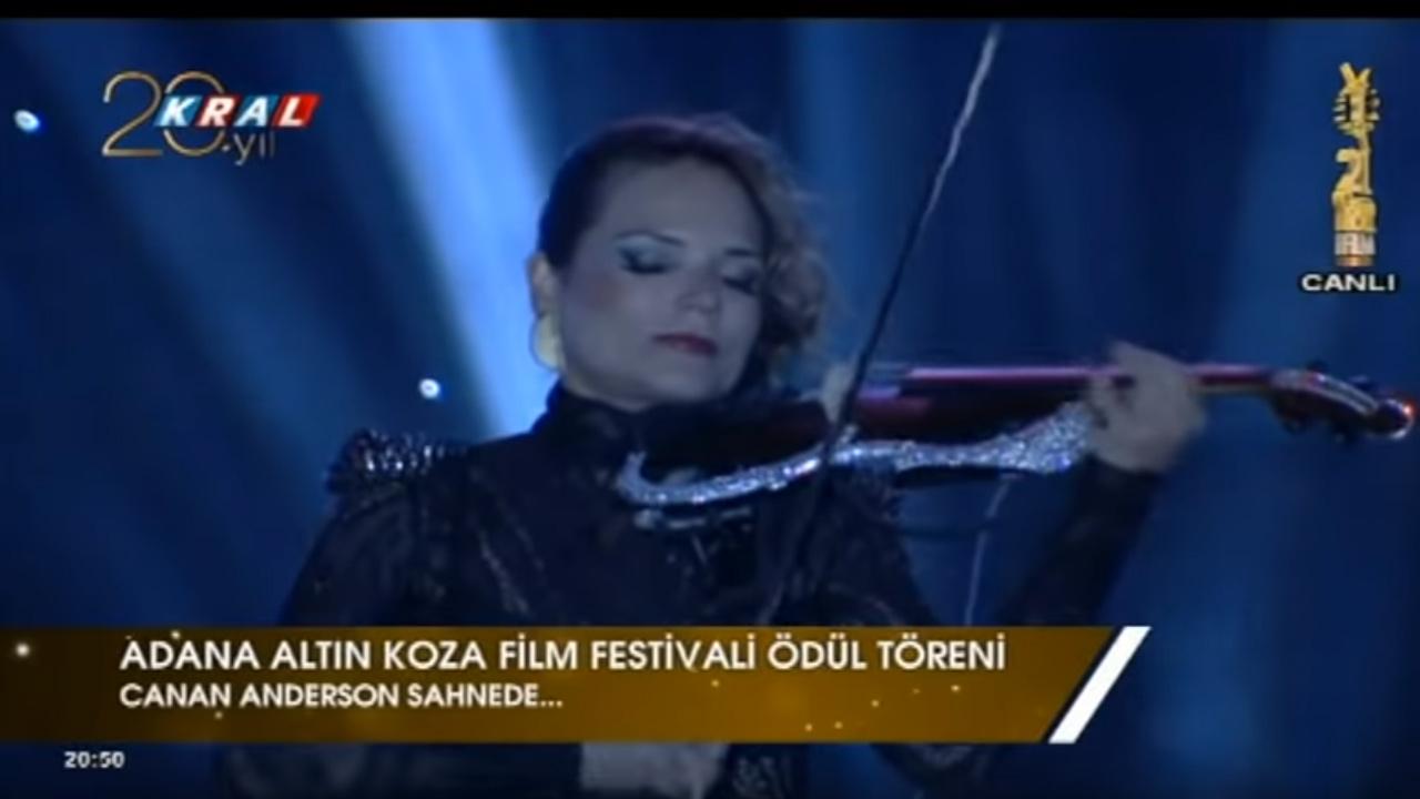 Devlerin Aşkı played by Canan Anderson